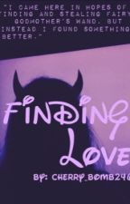 Finding Love by Slytherin_Queen4
