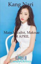 Kang Nari | APRIL by CandyOfAsia