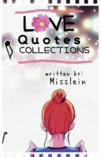 Love Quotes by MissLein