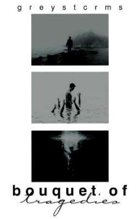 BOUQUET OF TRAGEDIES ━━ regulus black. by dvrkcoffee