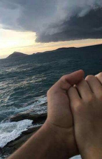 Umani in tempesta.