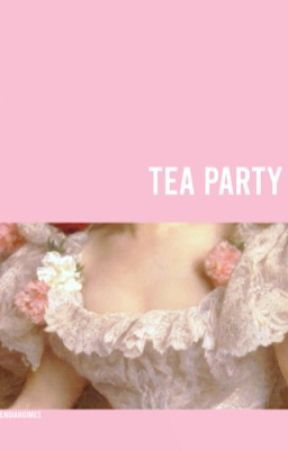tea party! • spam²  by bhargreeves