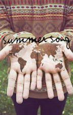 Summer Song by GeraldineMcC