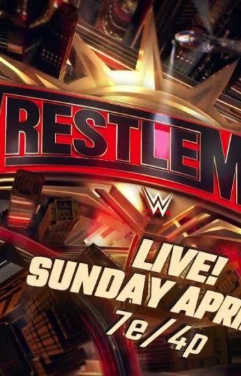 [WWE Network] WWE WrestleMania 35 Watch live for FREE