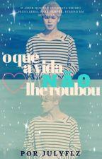 O Que A Vida Não Lhe Roubou | Park Jimin (BTS - Jimin) by julyflz