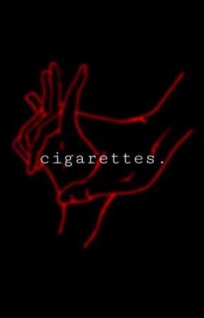cigarettes 『jeongchan 』 by jaenoVEVO