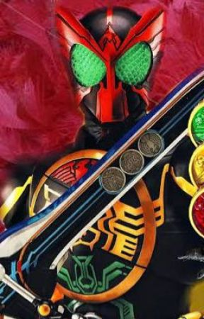 Kamen Rider OOO x Date A Live (OC Character) - A New World - Wattpad