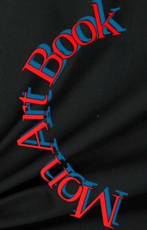 Mon Art Book by AnnieNeige