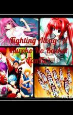 Fighting Along (Kuroko No Basket FanFic) by ii_IceDemon_ii
