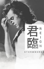 Reign || Harry Styles by stormborns