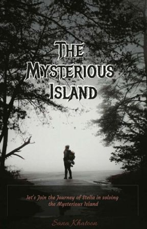 The Mysterious Island by shiningstar990
