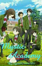 Mystic Academy by crystal1234567891