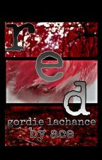 red | gordie lachance ✅ by ACardsAce