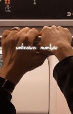 Uknow number [WATTYS2019] by Kikka___