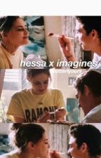 Hessa x Imagines by utterlyours
