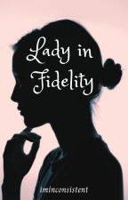 Lady In Fidelity by MariaPulohanan