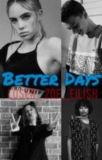 better days (Noah Schnapp) by mileveneilish