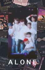 Alone //Bts X Depressed Reader//                                   Under Editing by Bangtans_Bitchue
