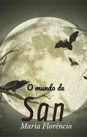 O mundo de San by MariaFlorencio8
