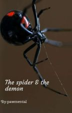 the spider & the demon by Pawmental