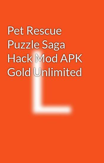 Pet Rescue Puzzle Saga Hack Mod APK Gold Unlimited