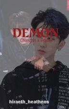 DEMON// Changbin x reader by hiraeth_heathens