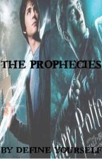 The Prophecies: A Harry Potter/ Percy Jackson Fan Fiction *Warning: SLOW UPDATES by define_yourself