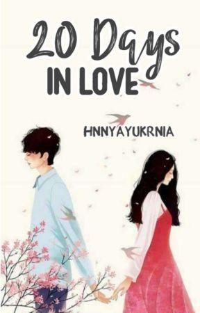 20 days in love by hnnyayukrnia
