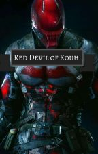the Red Devil of Kuoh (Redhood reader x highschool dxd) by Knightmare6666