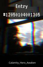Entry #12050104001305 by Calamity_Hero_Awaken
