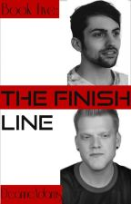 The Finish Line (Scomiche)  'Moving On' Series Book 5 by DeanneAdams