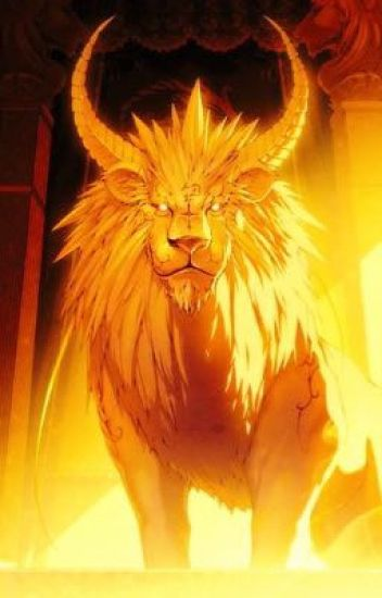 The Golden Lion King of Bael
