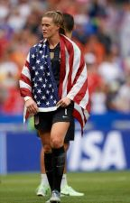 Country to Represent, World Title to Defend ~ Alyssa Naeher & Abby Dahlkemper by mengesnaeher