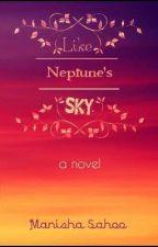 Like Neptune's Sky by LeeSplash