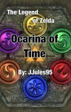 Ocarina of Time by JJules95