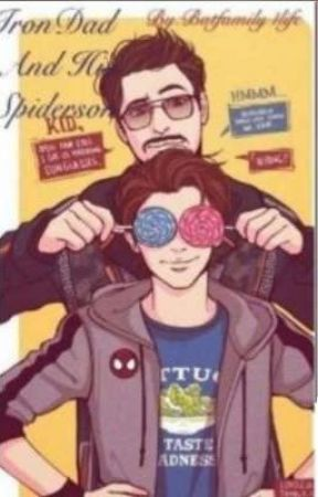 IronDad and Spiderson ~Stuff~ 2 by Batfamily4Life