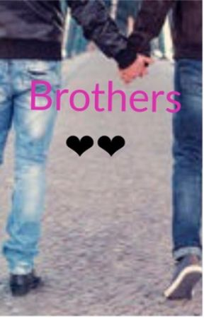 Brothers by author_in_progress14