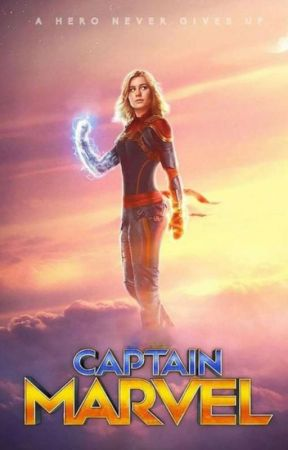 Captain Marvel by -_exotic_butters_-