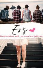 Ex's by Iselayuki