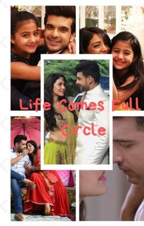 Life Comes Full Circle by sangietaa24