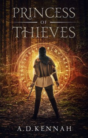 Princess of Thieves by AustinKennah