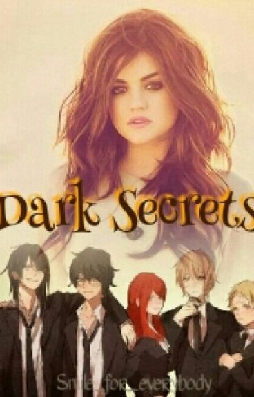 Dark secrets (Harry Potter FF; Rumtreiberzeit)