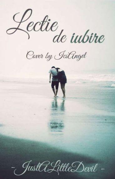 Lectie de iubire [ON HOLD] by JustALittleDevil