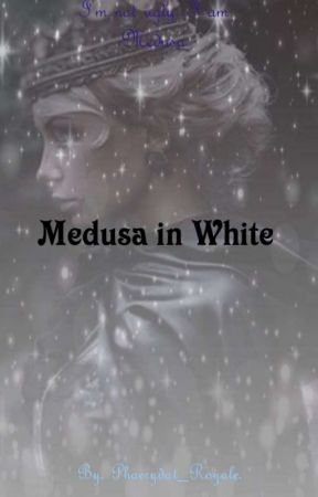 Medusa In White by Phaerydat_Royale