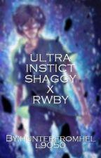 Ultra Instinct Shaggy x Rwby by hunterfromhell9050