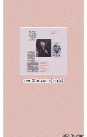 •.¸♡[ Number Five x Reader ]♡¸.• { Umbrella Academy } by Sofs_star