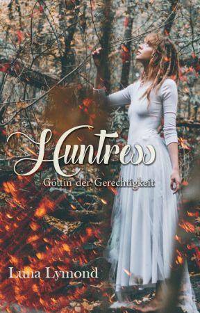 Huntress - Göttin der Gerechtigkeit by LunaLymond