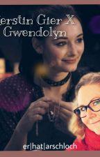 Kerstin Gier x Gwendolyn by erIhatIarschloch
