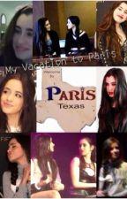 My Trip To Paris(Camren) by Camrenheart