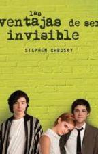 Las ventajas de ser invisible by ValeDevia